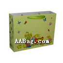 Nice Paper Bag with Cartoon Artwork for Baby Gift
