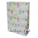 Gift Paper Bag For Baby Gift