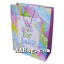 Custom Baby Paper Bag for Gift Shopping