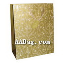 Luxury Paper Bags with Golden Jewelery,Accept custom Logo