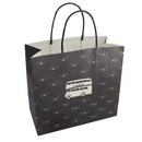 White Kraft Paper Bag with brand
