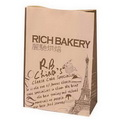 Customize Recycled  Printing Kraft Paper Bag for Bakery