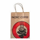 Recyclable Paper Shopping Bag for Cafe/Coffee Shop