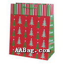 Christmas Paper Bag with custom design