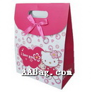 Beautiful Wedding Gift Bag with Animal artwork for Candy