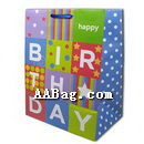 Happy Birthday Paper Gift Bag