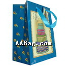 Paper Bag with Cake Artwork for Birthday