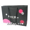 Top brand Paper Gift Bag with Lifestyle's Artwork