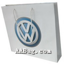 unique Paper branded Bag with Simple Design